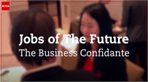 Jobs of The Future: The business confidante