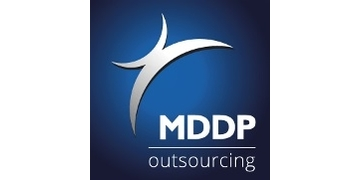 MDDP Outsourcing logo