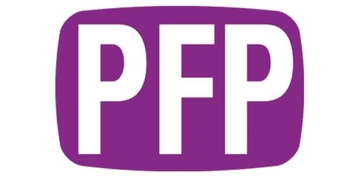 Purple Field Productions logo