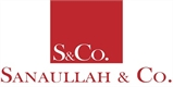 Sanaullah & Co. Chartered Accountants logo