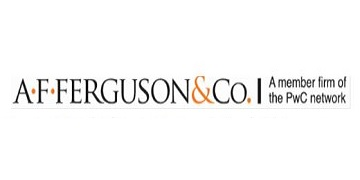 A. F. Ferguson & Co. Chartered Accountants logo