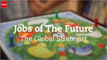 Jobs of The Future: The global strategist