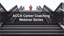 ACCA Careers - Career coaching series