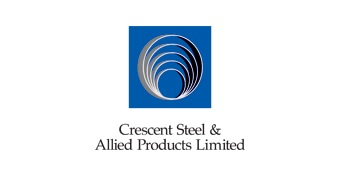 Crescent Steel and Allied Products Limited logo
