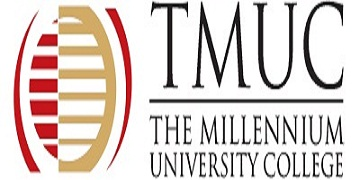 The Millenium University College logo