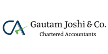 Gautam Joshi & Co., Chartered Accountants logo