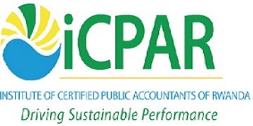 Institute of Certified Public Accountants, Rwanda (iCPAR) logo