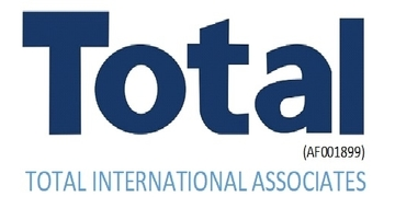 TOTAL INTERNATIONAL ASSOCIATES logo