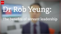 Dr Rob Yeung: Why servant leadership may help you achieve results