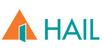 Housing Association for Integrated Living (HAIL) logo