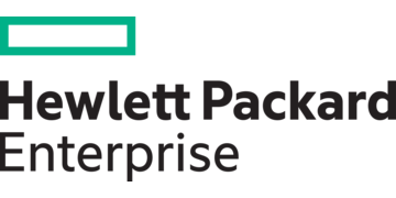 Hewlett Packard Enterprise. logo