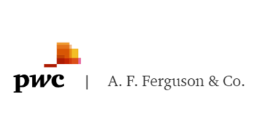A.F. Ferguson & Co. Chartered Accountants logo
