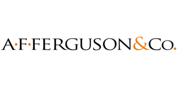 A. F. Ferguson's & Co. Chartered Accountants logo