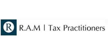 R.A.M Accountants logo