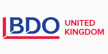 BDO UK logo