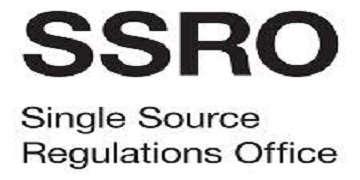 Single Source Regulations Office logo