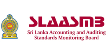 Sri Lanka Accounting and Auditing Standards Monitoring Board (SLAASMB) logo