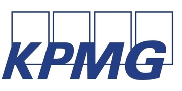KPMG in Ukraine logo