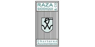 Raza Siddiqui & Co Chartered Accountants  logo