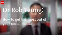 Dr Rob Yeung: The impact of social media on health