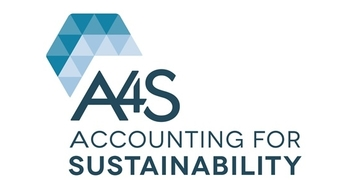 Accounting for Sustainability (A4S) logo