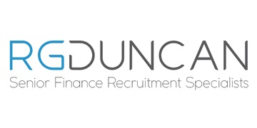 RGDuncan - Senior Finance Recruitment Specialists logo