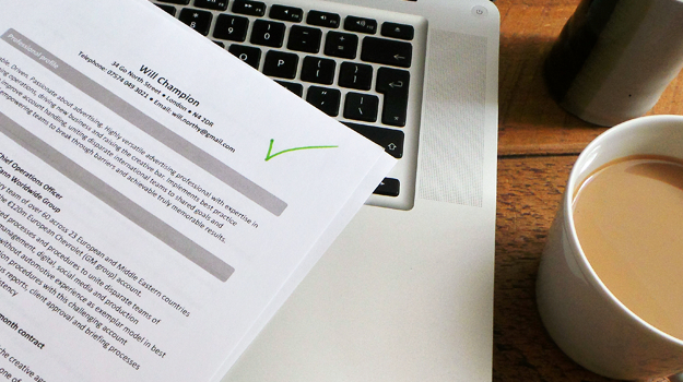 Pay someone to write your cv