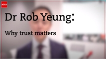 Dr Rob Yeung: Trust